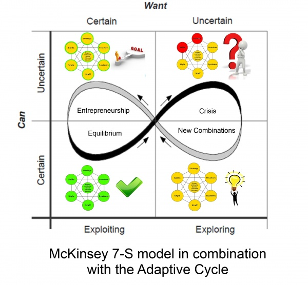 mckinsey 7s framework case study The mckinsey 7s diagram for powerpoint contains slide designs which are prepared to make presentations using the mckinsey 7s model framework the template.